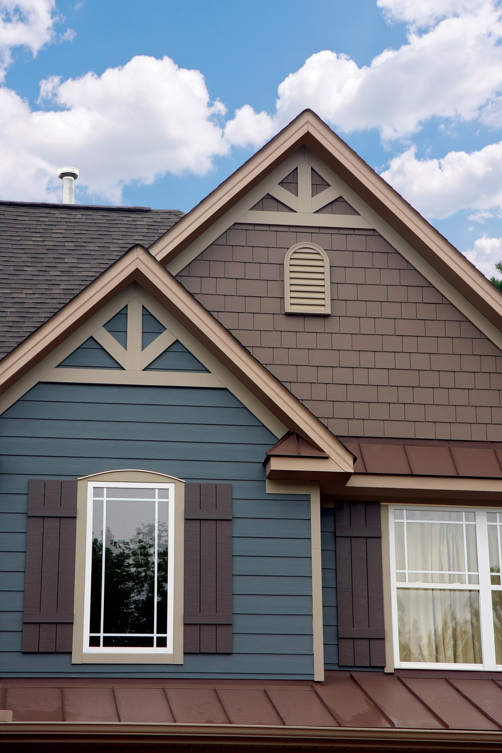 Fiber cement siding lakeside lumber the northwest 39 s - Best exterior paint for hardiplank siding ...