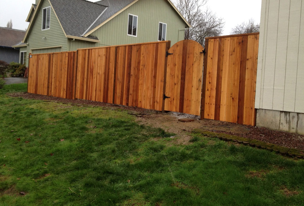 Fencing Lakeside Lumber The Northwest S Premier Siding