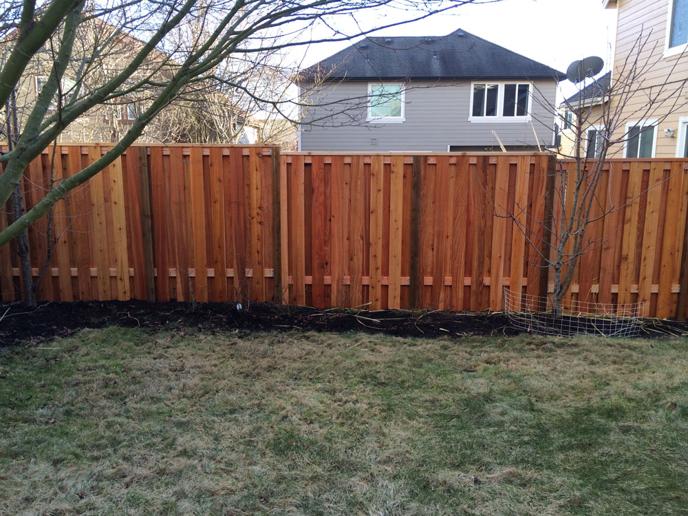 Fencing Lakeside Lumber The Northwest 39 S Premier Siding