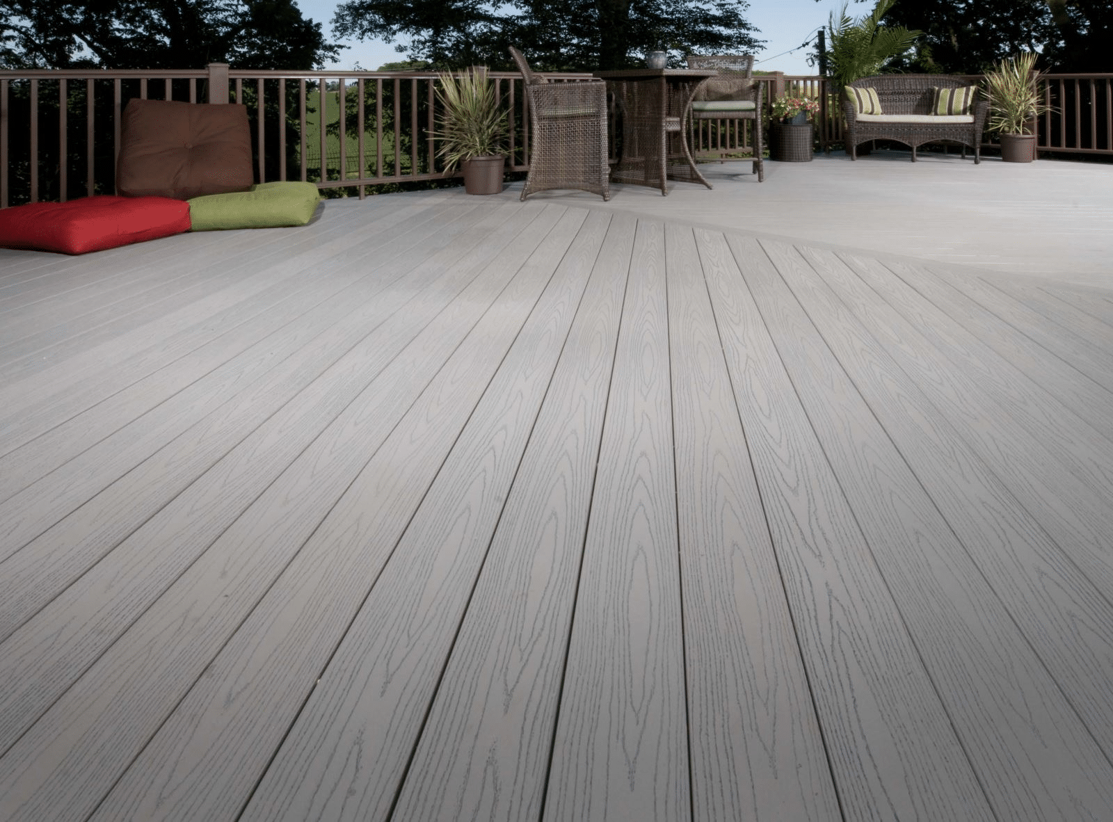 Pvc Porch Boards ~ Pvc decking lakeside lumber the northwest s premier