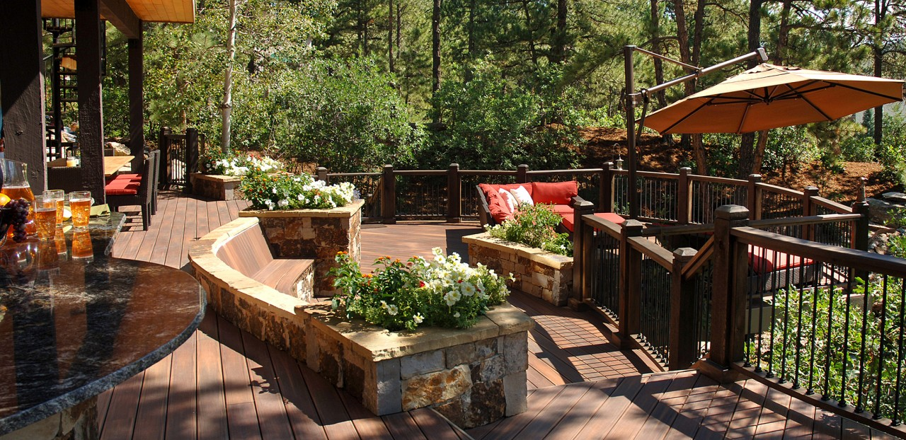 Composite Decking Lakeside Lumber The Northwest S