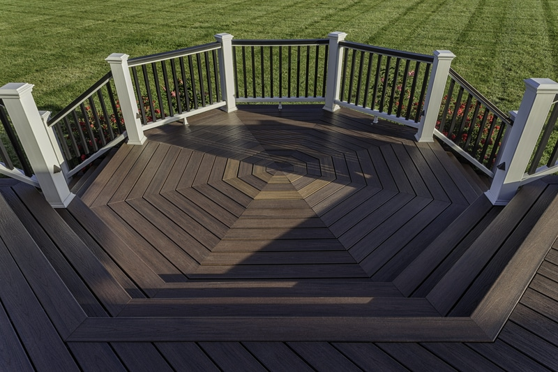 Composite Decking Lakeside Lumber The Northwest 39 S