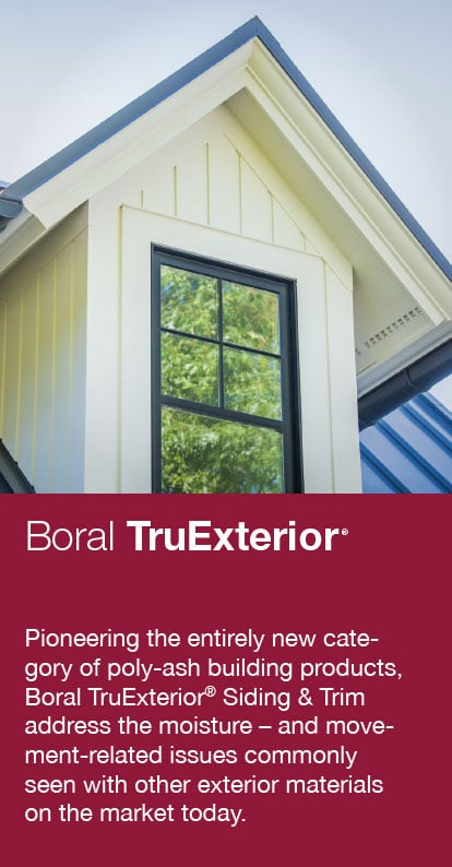 Boral new products education day versetta stone and for Boral siding