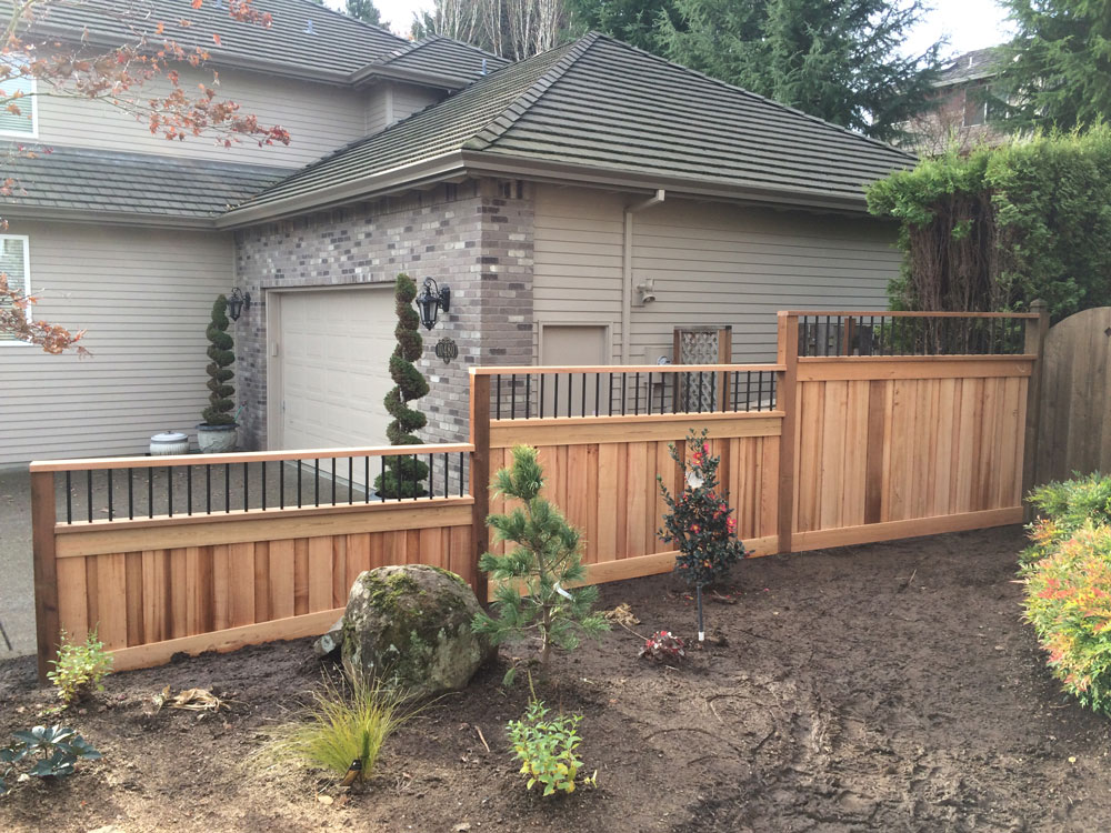 Bamboo Fence Privacy Screens