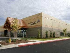 Lakeside Lumber Tualatin Location