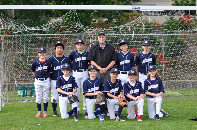 Lakeside Lumber Little League 2016