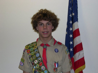 Lakeside Lumber supports the Eagle Scouts